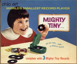MightTiny-Record-Player